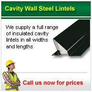 Catnic lintels Call for prices