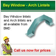steel box lintels  Call for prices