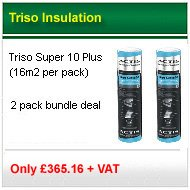 2pack deal Triso super ten plus only £336.54 + VAT